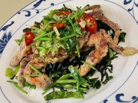 Soft Shell Crab in Salt and Pepper